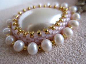 Bracelet Shabby Chic Sneak Peek ©2013 Mirlady® - Miranda Groenendaal