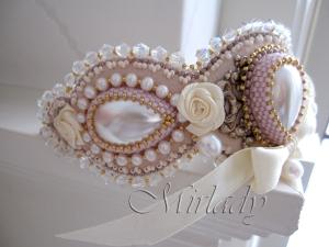 Armband Shabby Chic - ©2012-2013 Mirlady - Miranda Groenendaal 5