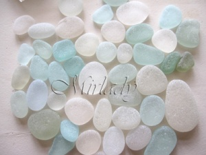 Sea Glass Sea Glass  - © Mirlady® Jewel Art