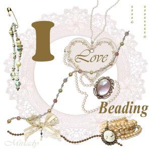 I Love Beading - © Mirlady 2013