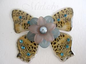 vlindervleugelcabochons
