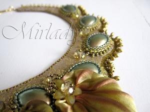 Collier Tears of the past - © Mirlady® - Miranda Groenendaal 2013