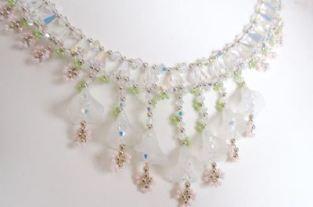 crystal clear bloemkelkjes