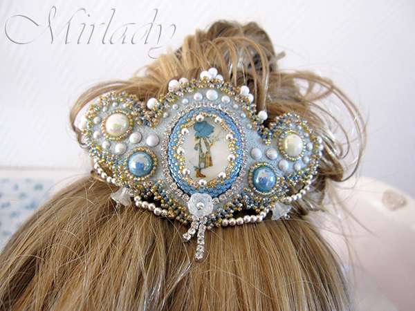 Holly Hobbie Hairpin 05